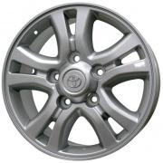 Replica 373 TO/LX alloy wheels