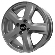 Replica 5017 HND/TO alloy wheels