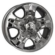 Replica 504 TO/LX alloy wheels