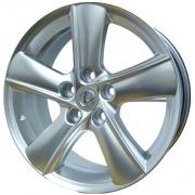 Replica 525 TO/LX alloy wheels
