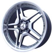 Replica 535 alloy wheels