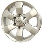 Replica 608 TO/LX alloy wheels