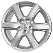 Replica 609 TO/LX alloy wheels
