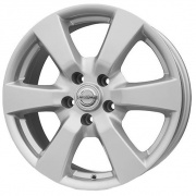 Replica 634 TO/NS alloy wheels