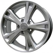Replica 655 TO/LX alloy wheels