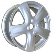 Replica 672 alloy wheels