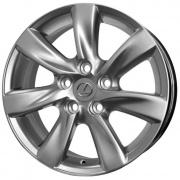 Replica 717 TO/LX alloy wheels