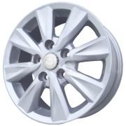 Replica 814 MZ/TO alloy wheels