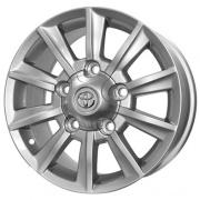 Replica 848 TO/LX alloy wheels