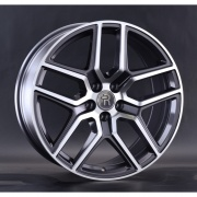 Replica FD166 alloy wheels