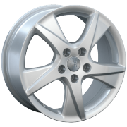 Replica H24 alloy wheels