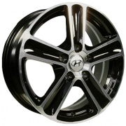 Replica HY-096 alloy wheels