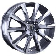 Replica KI295 alloy wheels