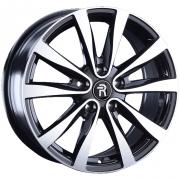 Replica KI296 alloy wheels