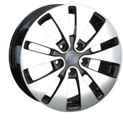 Replica KI65 alloy wheels