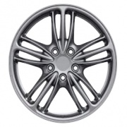 Replica MZ35 alloy wheels
