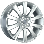 Replica MZ64 alloy wheels