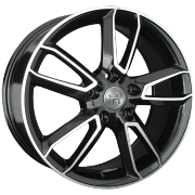 Replica MZ73 alloy wheels