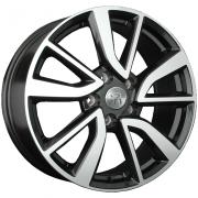 Replica MZ81 alloy wheels