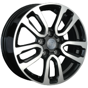 Replica MZ86 alloy wheels