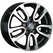 Replica NS123 alloy wheels