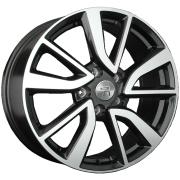 Replica NS146 alloy wheels