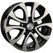 Replica NS62 alloy wheels