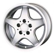 Rial DC alloy wheels