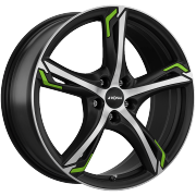 Ronal R62 alloy wheels