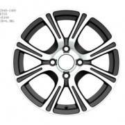 Roner LD12 alloy wheels