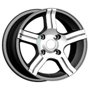 RS Wheels 0713E alloy wheels