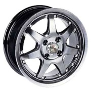 RS Wheels 105T alloy wheels