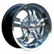 RS Wheels 522d alloy wheels
