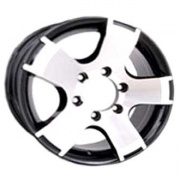 RS Wheels 687d alloy wheels