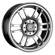 Slik L-1712 forged wheels