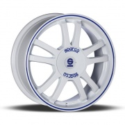 Sparco Rally alloy wheels