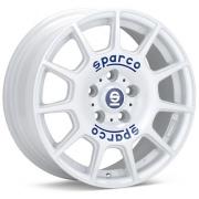 Sparco Terra alloy wheels