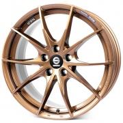 Sparco Trofeo5 alloy wheels