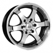 SSW FlameS072 alloy wheels