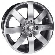 Stilauto 4+4 alloy wheels
