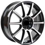 Tech-Line 1271 alloy wheels
