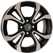 Tech-Line 1504 alloy wheels