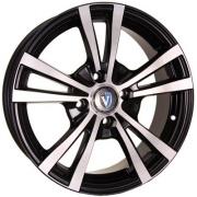 Tech-Line 1604 alloy wheels