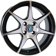 Tech-Line 1613 alloy wheels