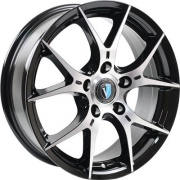Tech-Line 1617 alloy wheels