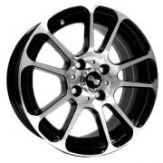 Tech-Line 402 alloy wheels