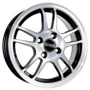 Tech-Line 417 alloy wheels