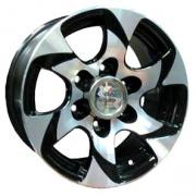 Tech-Line 506 alloy wheels