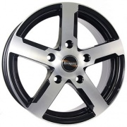 Tech-Line 508 alloy wheels
