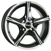 Tech-Line 528 alloy wheels